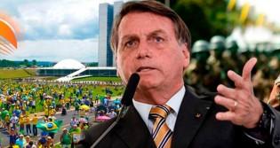 AO VIVO: Bolsonaro no comando: As últimas movimentações em Brasília (veja o vídeo)
