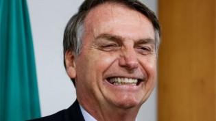 """A """"homenagem"""" bem-humorada à """"mídia do ódio"""" feita pelo presidente Jair Bolsonaro"""