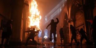 O Estado luta contra Deus, para matar a fé