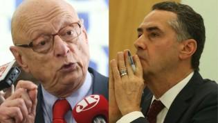 """Senador Esperidião Amin """"concorda"""" com Barroso, mas faz um alerta: """"Tem que respeitar a fila"""" (veja o vídeo)"""