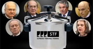 O Supremo Tribunal Federal está acuado!