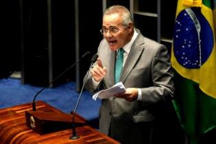 """Escolha de Renan Calheiros para relatoria de CPI da Covid """"beira o absurdo"""", afirma Augusto Nunes (veja o vídeo)"""