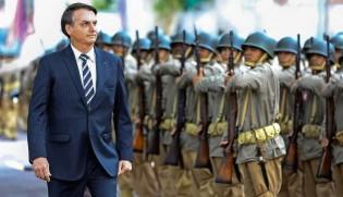 """Bolsonaro dá mais um recado sobre o papel do exército: """"Se precisar irá para as ruas para restabelecer o artigo 5º da Constituição"""" (veja o vídeo)"""