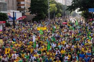 Manifestação do dia 1° de maio está deixando os políticos da esquerda tensos (veja o vídeo)