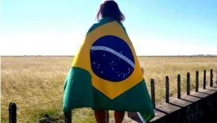 """Eu te amo, meu Brasil... """"Eu tive a coragem de assumir uma posição e hoje colho os frutos desta decisão"""""""