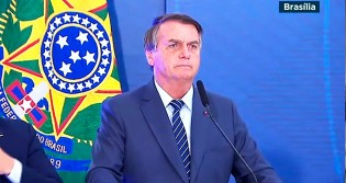 """Bolsonaro sobe o tom e sinaliza baixar decreto: """"Ninguém pode ser feliz sem liberdade"""" (veja o vídeo)"""