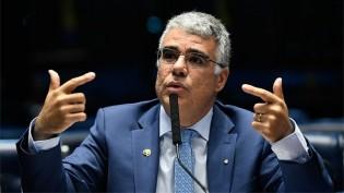 """""""Isso é uma fraude contra o povo brasileiro"""", afirma senador Eduardo Girão sobre """"blindagens"""" da CPI da Covid (veja o vídeo)"""