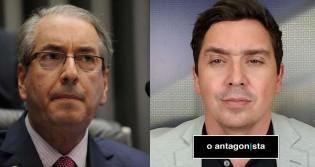 """Cunha desmente e desmoraliza editor dos """"Antas"""""""