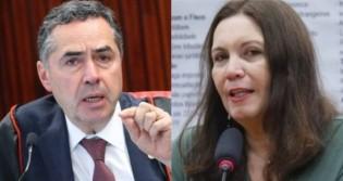 Bia Kicis pressiona e volta a desafiar Barroso para debate (veja o vídeo)