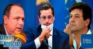 AO VIVO: Quem prende quem na CPI do absurdo / Toffoli será mesmo blindado? (veja o vídeo)