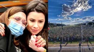 Como o Brasil enxerga o choro de Bia Kicis...