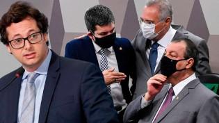 Os chiliques de Renan, a verdade revelada na CPI e a semana que lavou a alma dos brasileiros (veja o vídeo)
