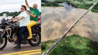 Com fluxo de dois mil veículos por dia, Ponte do Abuña finalmente une o Brasil de ponta a ponta (veja o vídeo)