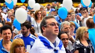 """Movimento Judaico rebate parlamentares de esquerda: """"Todos queremos paz, mas, antes da paz, queremos também a verdade"""""""