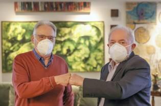 """A """"trama"""" está armada: Lula e FHC se reúnem para atacar Bolsonaro"""