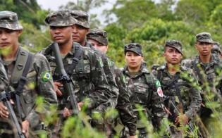 Militares ficam indignados com declaração de ministro francês sobre a Amazônia e negativa de assinar acordo