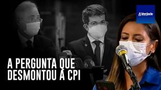 Viralizou: A pergunta que desmontou a CPI virou até meme (veja o vídeo)