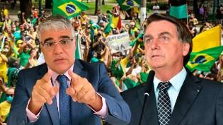 AO VIVO: Ator da Globo desesperado / Pesquisa DataPovo não falha / Senador Girão vai para o tudo ou nada / General Heleno apavora os corruptos (veja o vídeo)