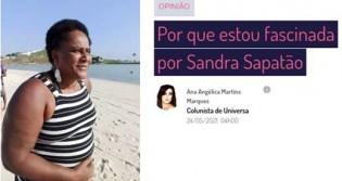 A apologia ao crime não tem limite no Brasil: A fascinação pela traficante Sandra Sapatão ganha texto e seguidores