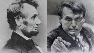 Lincoln e Bolsonaro: 161 anos depois, Bolsonaro repete Lincoln