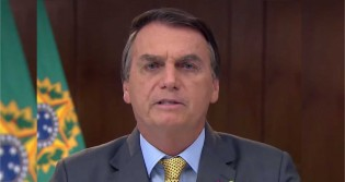 """Em resposta à """"mídia do ódio"""", Bolsonaro fará pronunciamento hoje"""