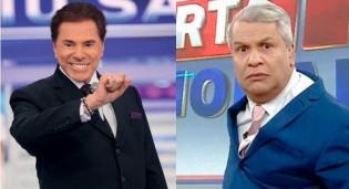 Silvio Santos liga para Sikêra Jr. e apresentador pode estar indo para o SBT