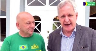 """Augusto Nunes e Luciano Hang expõem a vergonha da Globo que """"esperneia"""" contra a Copa América"""