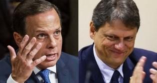 """Doria multou Tarcísio. Fosse eu o ministro, asfaltava tudo"", ironiza jornalista"