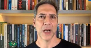 """Lacombe desabafa e vai processar os veículos que """"mentiram"""" sobre o bloqueio do seu canal no Youtube (veja o vídeo)"""