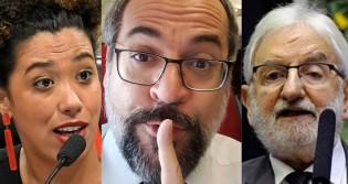 """Psolistas homenageiam Che Guevara e são """"calados"""" por Weintraub"""