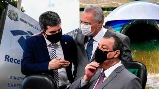 """AO VIVO: """"CPI do Barroso"""" chega ao fim / Receita Federal X Artistas da Globo (veja o vídeo)"""