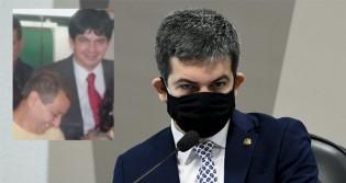 Em mais um ato imoral e absurdo, Randolfe Rodrigues quer banir Bolsonaro das redes sociais (veja o vídeo)