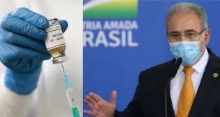 A passos largos! - Brasil chega a mais de 30% da população vacinada com primeira dose