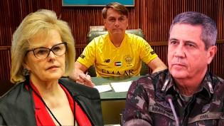 AO VIVO: General Braga Netto sob pressão / O fim das lives do presidente? (veja o vídeo)