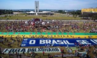 As manifestações antibolsonaristas e a distância entre a esquerda e o povo