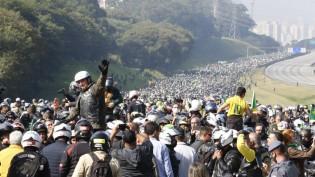 Não basta ser forte, o brasileiro deve ser, também, um guerreiro - Nenhuma ditadura nos dominará!