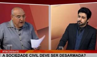 Em debate, colunista do JCO acaba com petista e destrói argumentos de quem defende o Desarmamento (veja o vídeo)