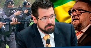 AO VIVO: Armas no Brasil - liberdade e justiça / A quem interessa manter o povo desarmado? (veja o vídeo)