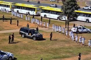 Mais de 2 mil detentos são beneficiados em 'saidão' no Distrito Federal (veja o vídeo)