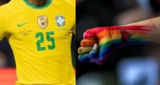 Em nova ação absurda, movimento LGBT agora quer obrigar o uso da camisa 24 pela seleção