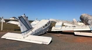 Funai leiloa aeronaves e resolve passivo que durava mais de uma década
