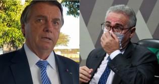 "Bolsonaro desmonta, de novo, a farsa sobre a Covaxin: ""Só um imbecil como Renan Calheiros leva essa narrativa pra frente"" (veja o vídeo)"