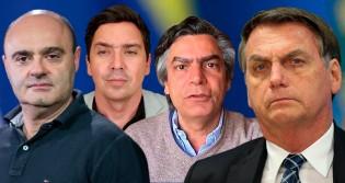 """GRAVÍSSIMO: """"O Antagonista"""" cita Haiti e sugere """"cancelamento de CPF"""" de Jair Bolsonaro"""