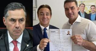 Mais um plano em curso: Barroso parece agir para impedir que Bolsonaro tenha partido para se candidatar em 2022