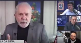 Sem respeito por nada, Lula desdenha de oração Pai-Nosso feita por Bolsonaro em reunião no STF (veja o vídeo)