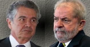 """Fora da Corte, Marco Aurélio revela que o STF """"ressuscitou"""" Lula"""