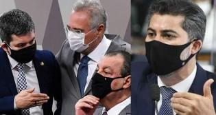 Com apenas uma pergunta, Marcos Rogério destrói a narrativa fraudulenta de Renan, Aziz e Randolfe (veja o vídeo)