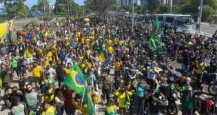 Bolsonaro em Manaus e Manaus com Bolsonaro: Foi gigante!