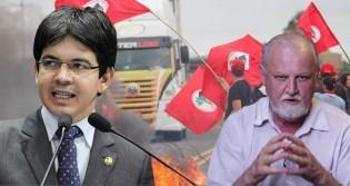 """GRAVE: Randolfe convoca """"exército de Stédile"""", o MST, para derrubar Bolsonaro (veja o vídeo)"""