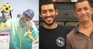 Filho de sargento conquista a primeira medalha brasileira em Tóquio e dedica a policiais militares